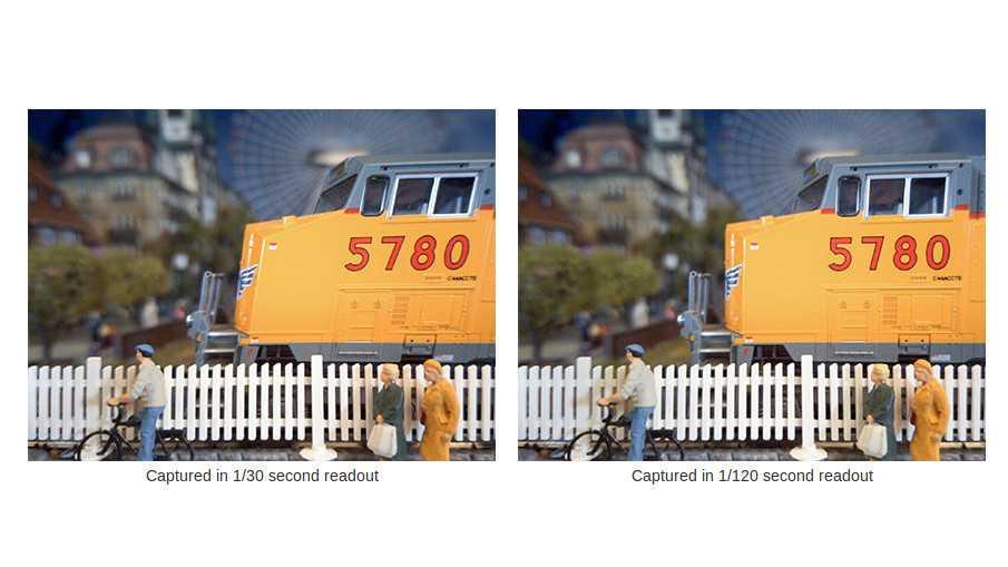 Sony: Bildsensor mit 1.000 Bildern pro Sekunde: