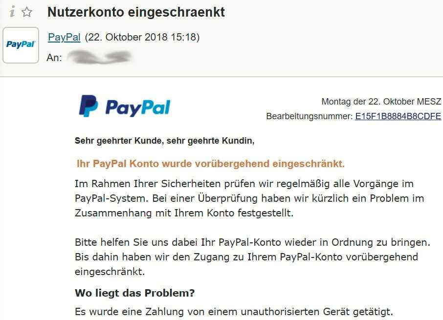 Phishing- und Virenmails sind mit bloßem Auge kaum von ungefährlichen Mails zu unterscheiden.