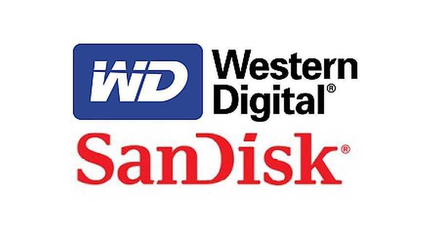 Western Digital-SanDisk