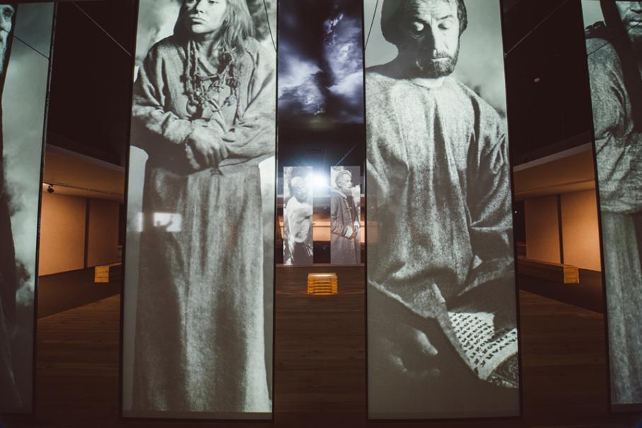 """Ausstellung """"Freier Flug"""" in Moskau"""