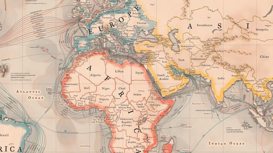 Interview: DE-CIX am Mittelmeer bringt afrikanischen Content näher an Afrika