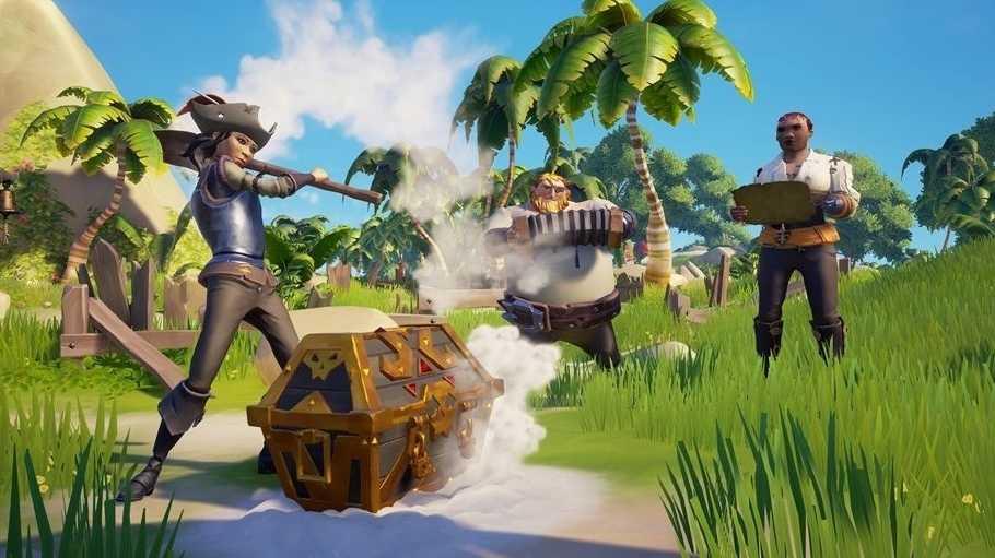Nvidia veröffentlicht Grafiktreiber 391.24 WHQL für Sea of Thieves
