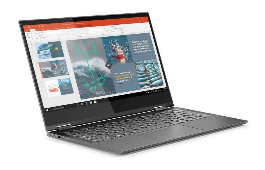 Lenovo Yoga C630 mit Qualcomm Snapdragon 850