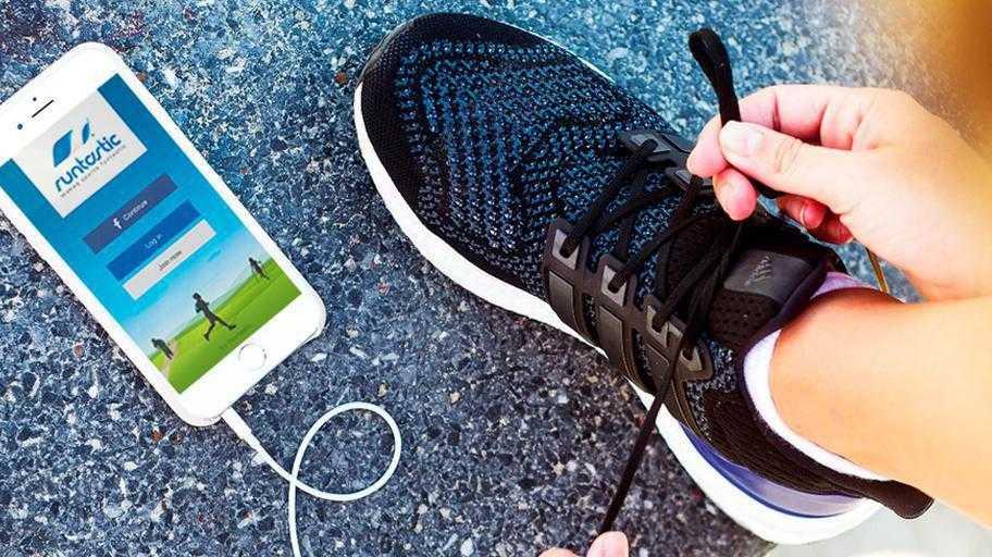 Runtastic und Adidas