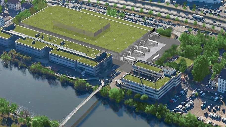 Daimler legt Grundstein für Batteriefabrik im Stammwerk Untertürkheim