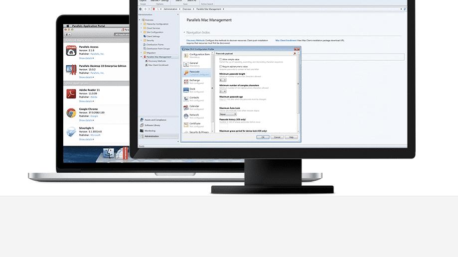 Parallels bringt neue Version seiner Management-Software für Macs