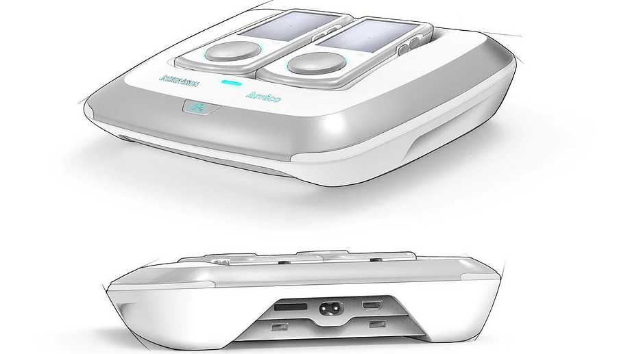 Intellivision kündigt neue Retro-Konsole Amico an