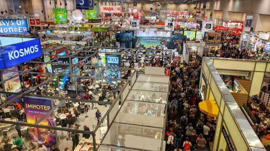 Jährlich besuchen über 150.000 Gaming-Fans die SPIEL in Essen.