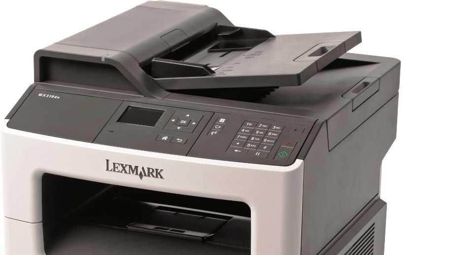 Lexmark Drucker