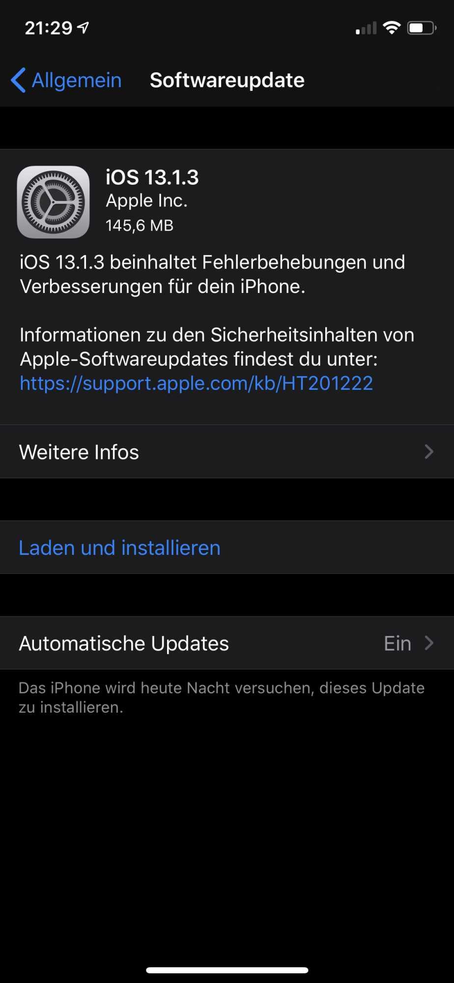iOS 13.1.3: Wichtige Bugfixes für iPhones und iPads | Mac & i