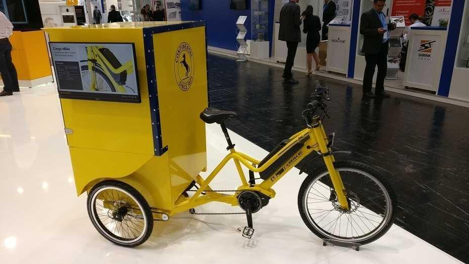 E-Lastenräder gegen den Innenstadt-Verkehrskollaps