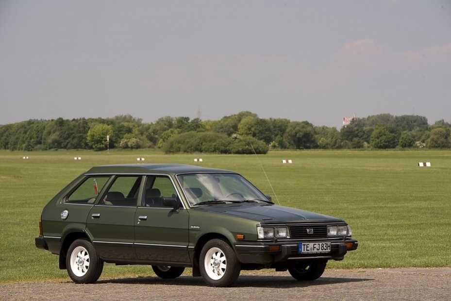 Klassiker, Subaru