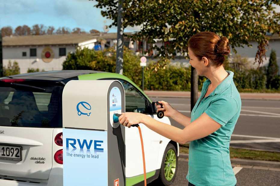 Netzintegration von Elektroautos: Zwischenablage