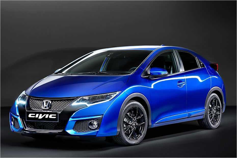 Honda stellt den neuen Civic Sport vor