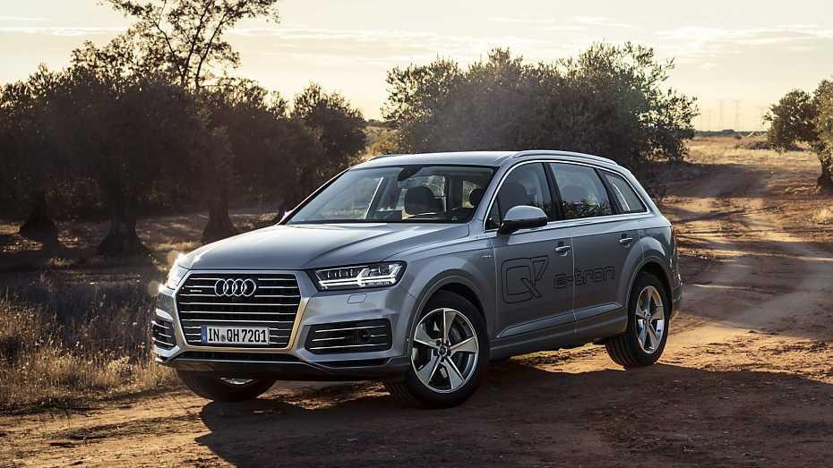 Audi, Hybridantrieb, alternative Antriebe