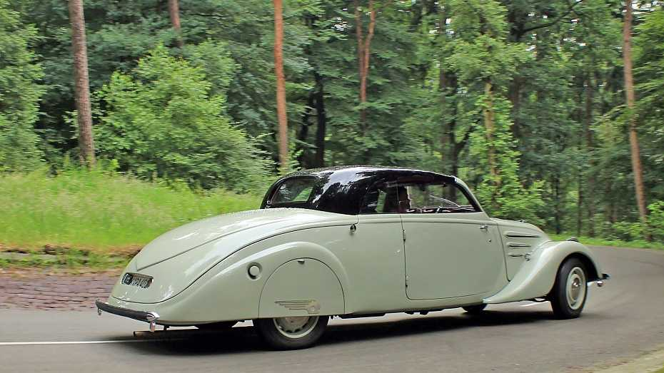 Klassiker, Peugeot