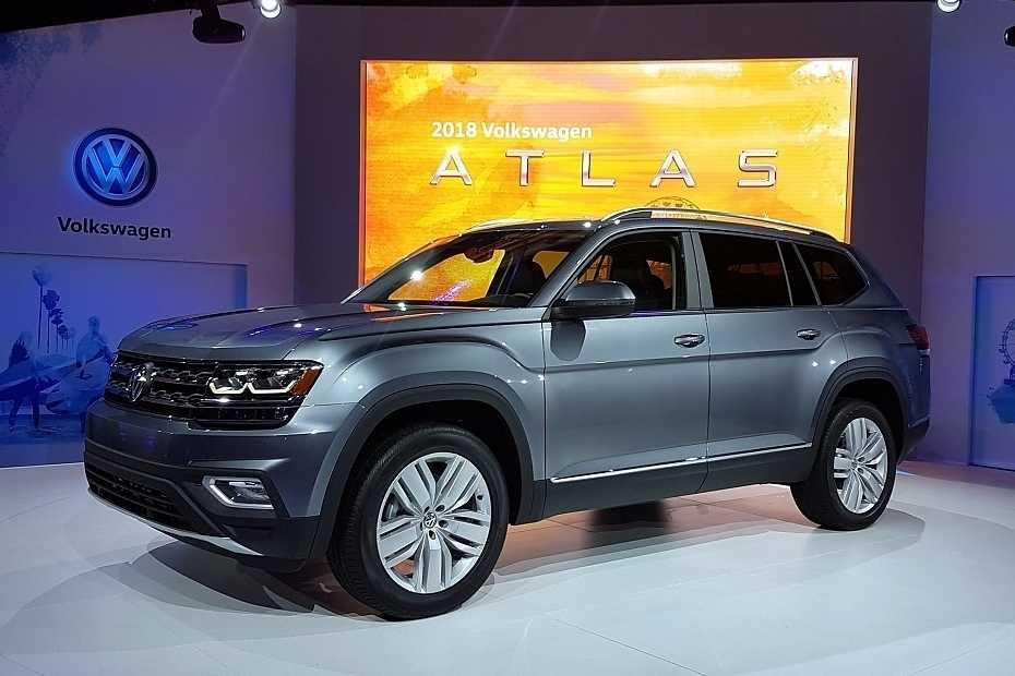 Weltpremiere des VW Atlas