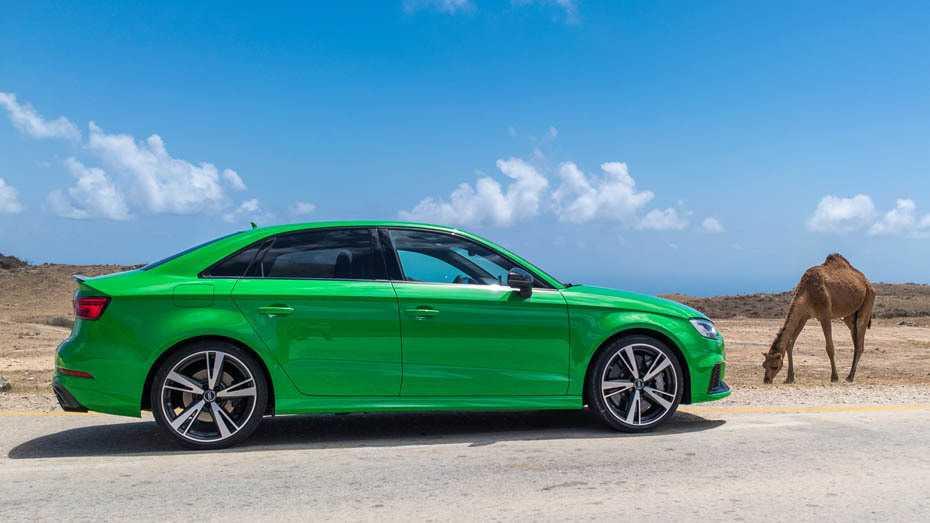 Fahrbericht Audi RS 3 Limousine