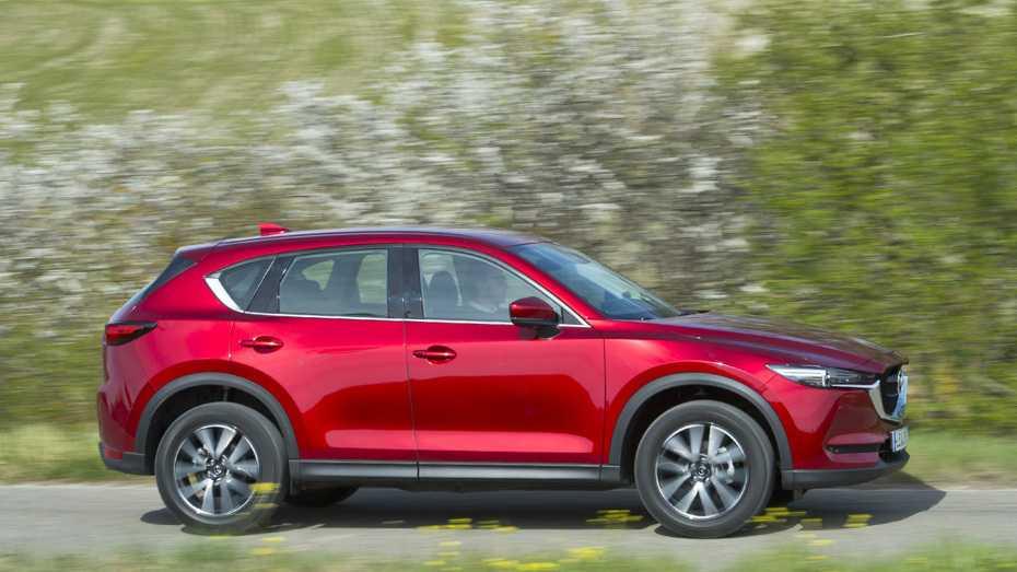 Fahrbericht: Mazda CX-5