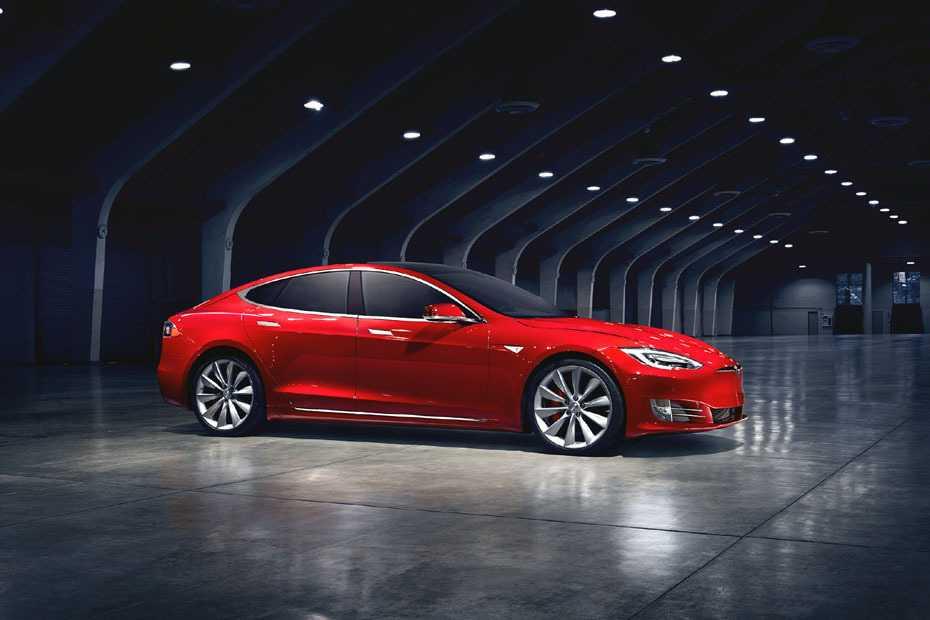 Tesla Motors prüft Produktion in China mit SAIC