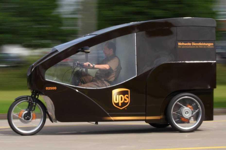 UPS, Umweltschutz