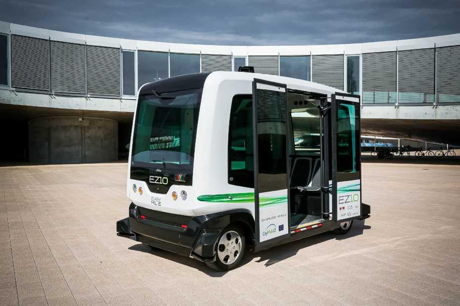 autonomes Auto, Elektroautos