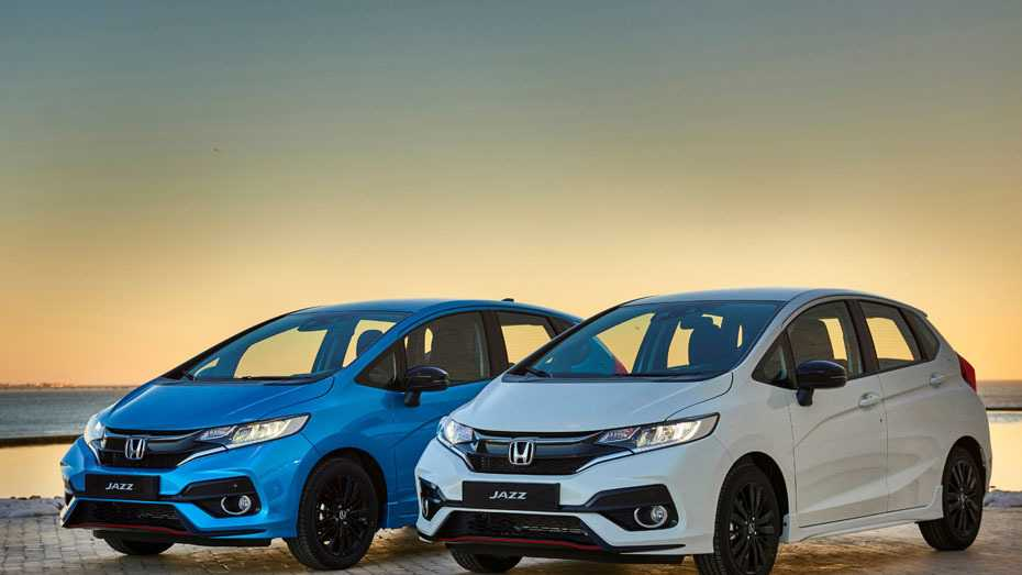 Neuer Motor für den Honda Jazz