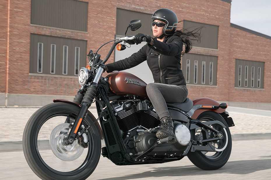 Neue Harley-Davidson Softail-Modelle 2018