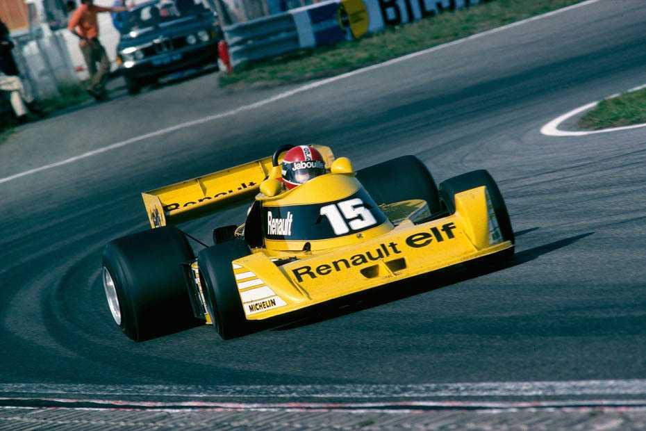 F1-Renault Jean-Pierre Jabouille