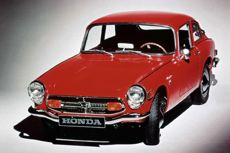Honda S800