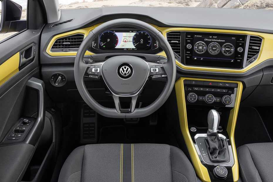 Fahrbericht: VW T-Roc 2.0 TSI 4Motion