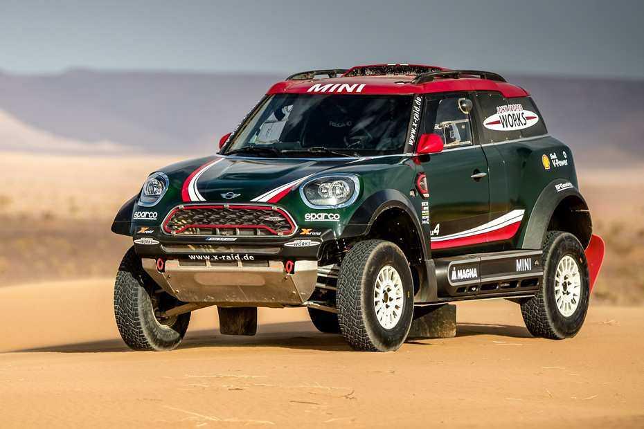 Mini, Rallye