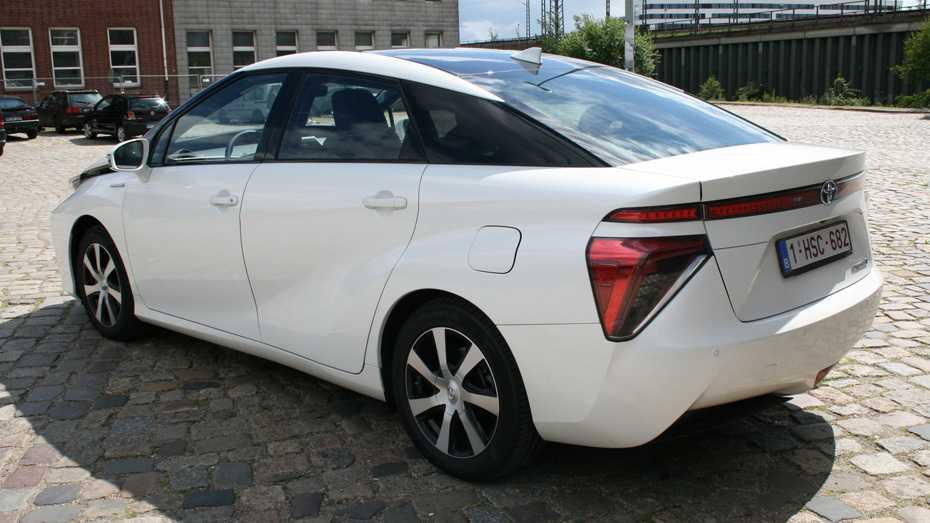Toyota: Brennstoffzelle wird sich durchsetzen