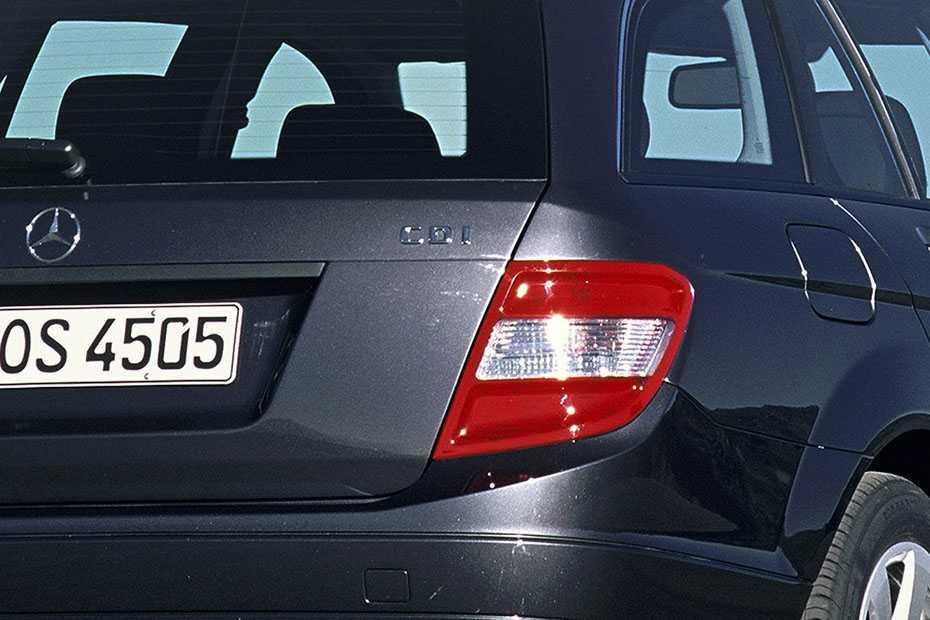 Mercedes S204