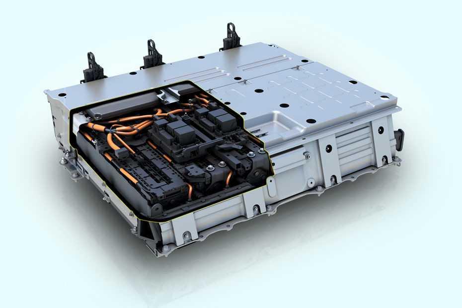 Lithium-Ionen-Traktionsbatterie
