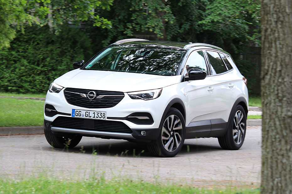test opel grandland x heise autos. Black Bedroom Furniture Sets. Home Design Ideas