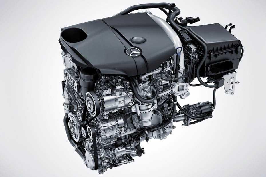 Daimler Dieselmotor OM651