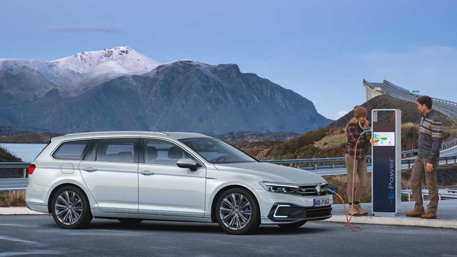 VW Passat Facelift 2019