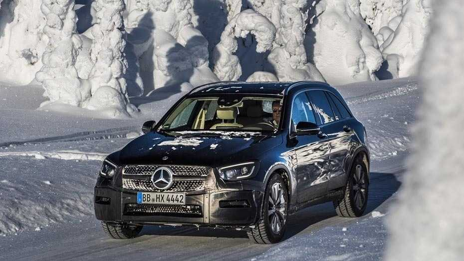 Mercedes GLC Mopf