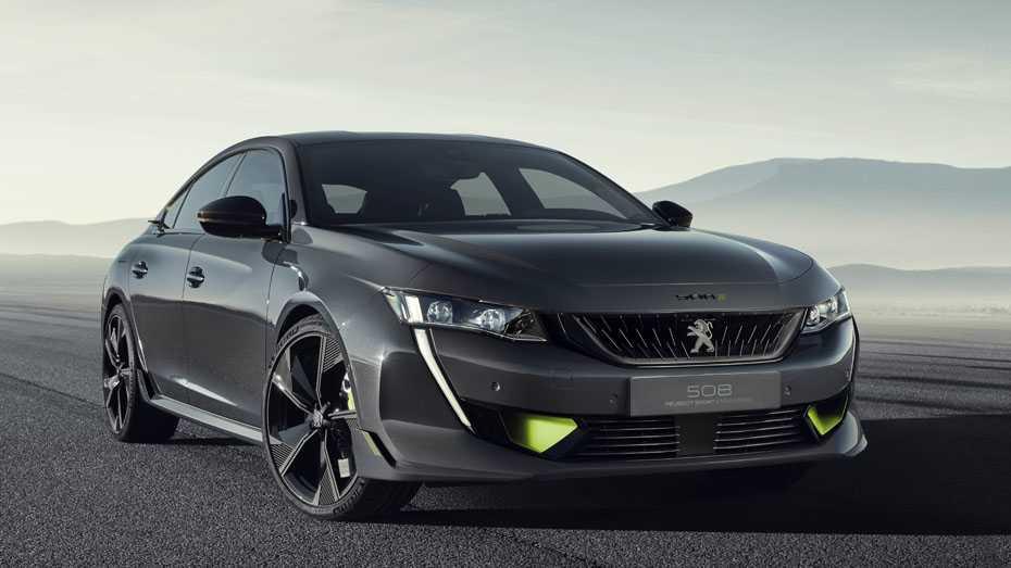 Concept 508 Peugeot Sport Engineered Neo-Performance