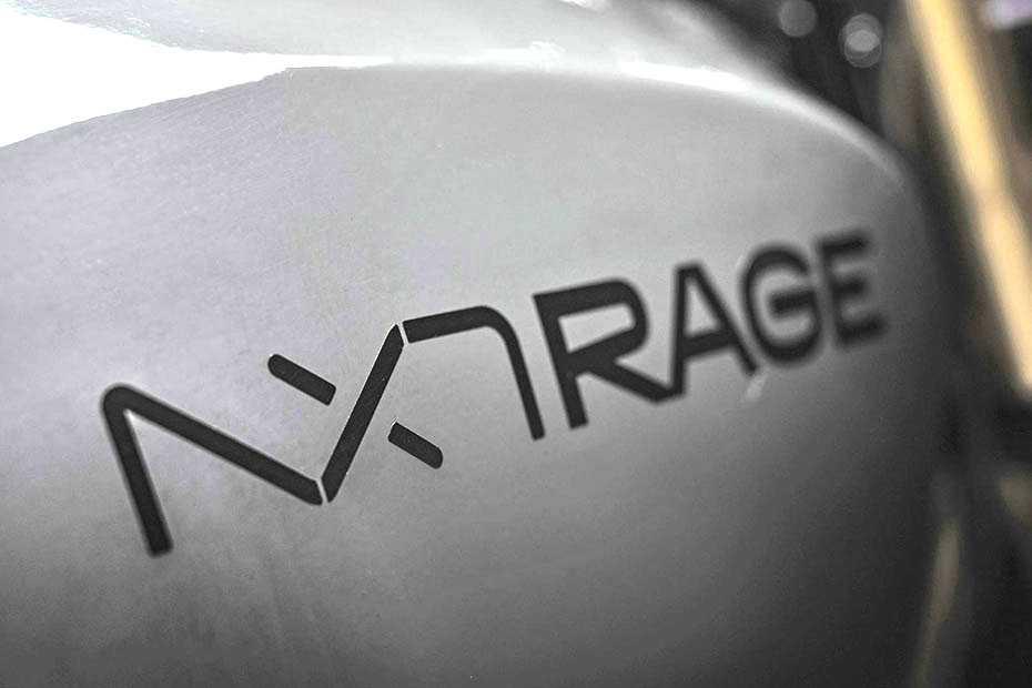 NXT Rage Elektromotorrad