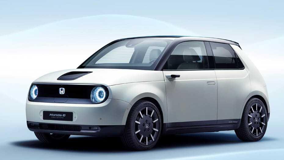 Honda, alternative Antriebe, Elektroautos