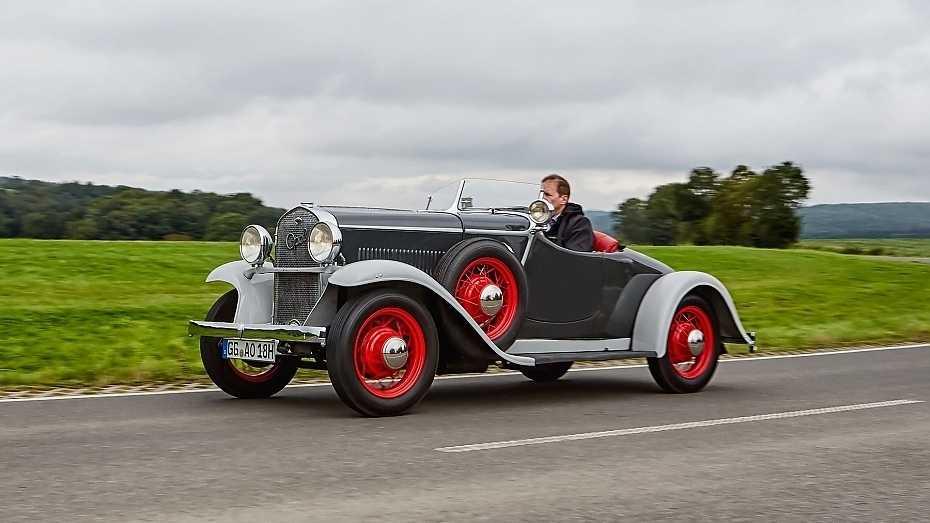 Opel  Moonlight Roadster 1933