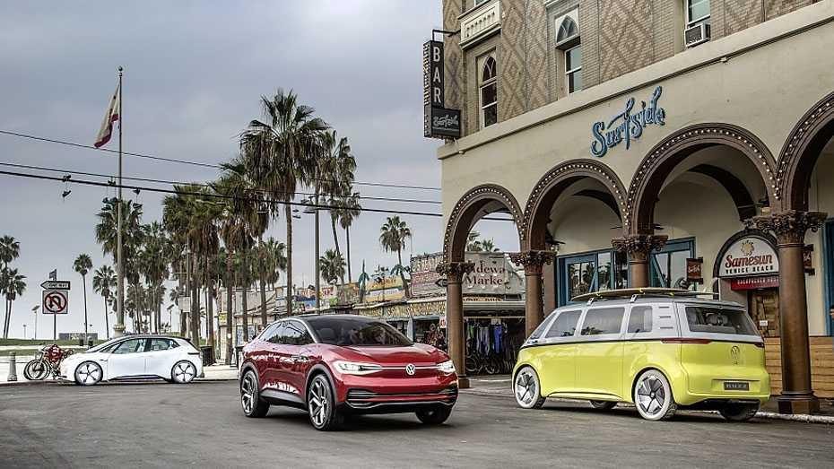 VW I.D. Familie