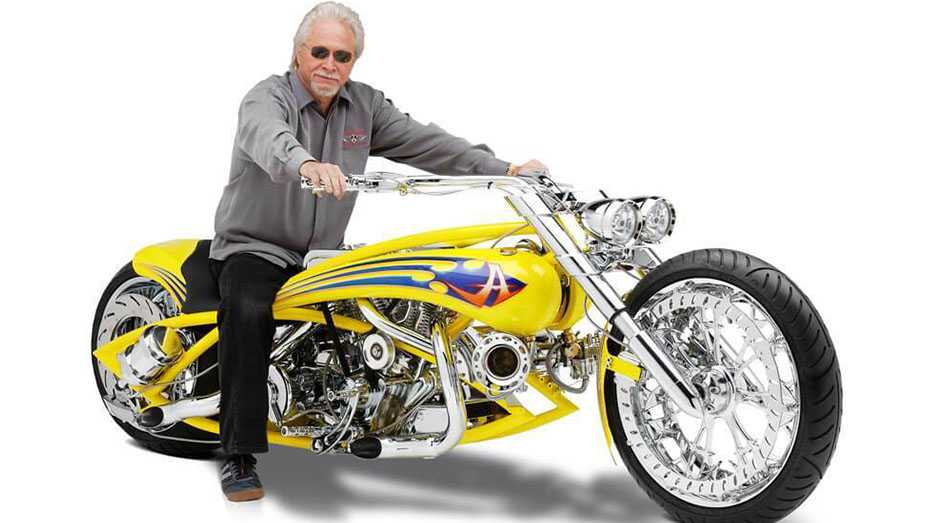 Der Customizer Arlen Ness