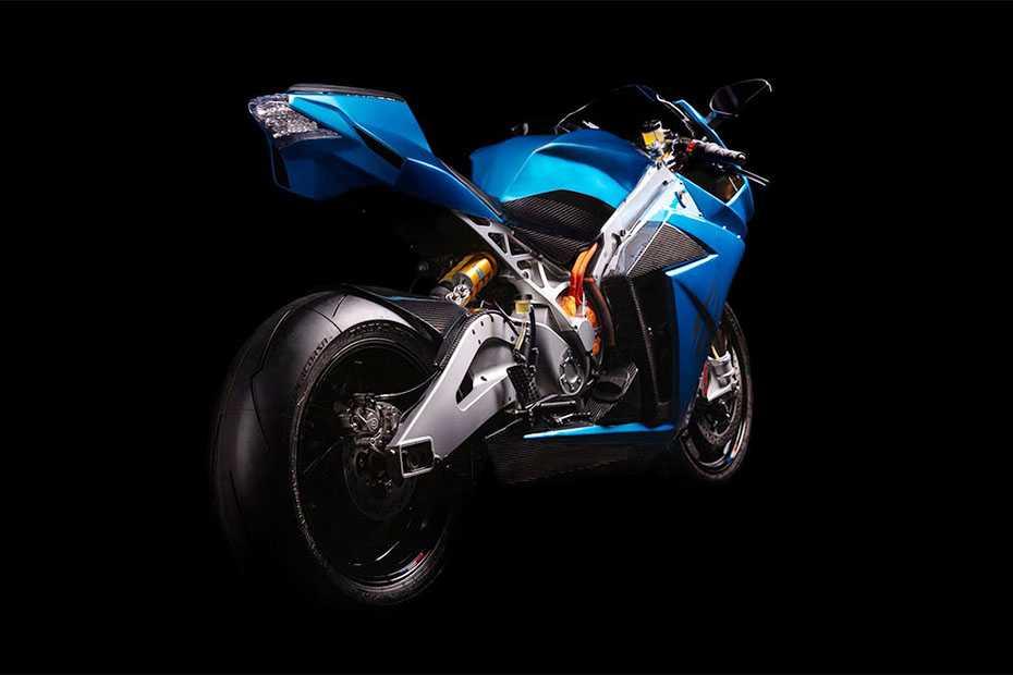 Lightning Motorcycle Strike