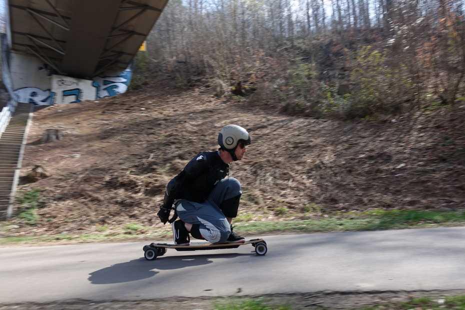 E-Skateboard Evolve GTX