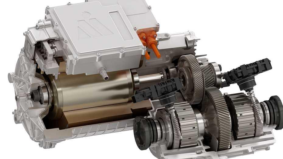 Allrad-Hybrid-Antriebe