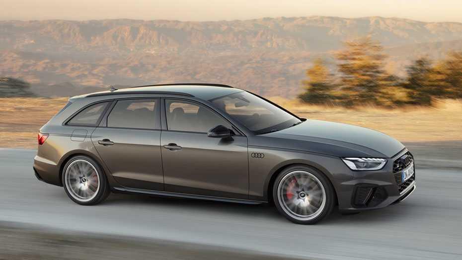 Audi A4 Jahrgang 2019