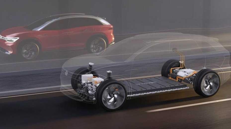 Volkswagen Batterieauto